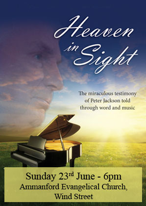 "An Evening with Peter Jackson - ""Heaven In Sight"""