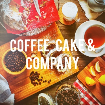 Coffee, Cake and Company at Ammanford Evangelical Church