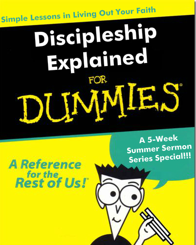 Discipleship for Dummies