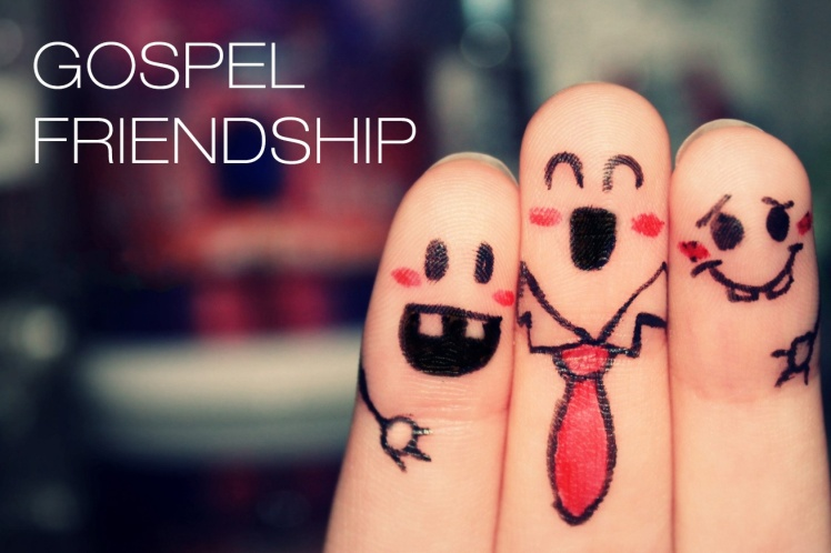 Gospel Friendship Screen