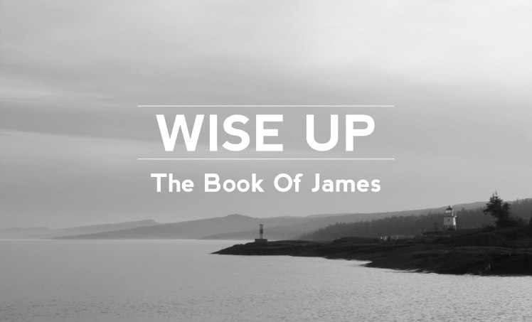 James Graphic - Wise Up