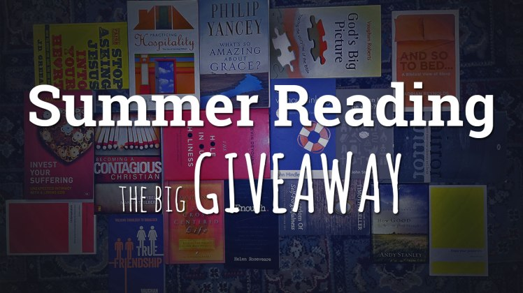 Summer Reading: The Big Giveaway Image