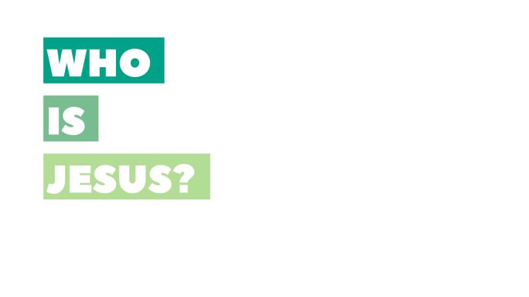 """""""Who Is Jesus?"""" Colossians 1:15-22 - Rhodri Darcy"""
